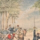 DETAILS 01 | French soldiers attacked by Moroccans - Repression - Figuig - Morocco - 1903