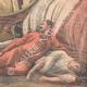 DETAILS 06   Portrait of Peter I of Serbia (1844-1921)