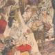 DETALLES 02 | Matrimonio del hijo del Bey de Túnez - Entrevista en el Harén - Ksar Saïd - Túnez - 1903