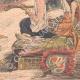 DETALLES 06 | Matrimonio del hijo del Bey de Túnez - Entrevista en el Harén - Ksar Saïd - Túnez - 1903