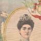 DETAILS 01 | Portrait of Viktor Emanuel III and Elena of Montenegro his wife