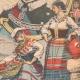 DETAILS 04 | Portrait of Viktor Emanuel III and Elena of Montenegro his wife
