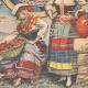 DETAILS 06 | Portrait of Viktor Emanuel III and Elena of Montenegro his wife