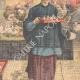 DÉTAILS 04 | Fumerie d'opium en France - Pavot - Drogue - 1903