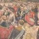 DETALLES 04 | Banquete - Presidente de la República Francesa - Guildhall - Londres - 1903