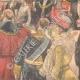 DETALLES 06 | Banquete - Presidente de la República Francesa - Guildhall - Londres - 1903