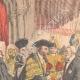 DETALLES 02 | Visita d'Emile Loubet - El Lord Mayor of London le dio una caja de oro - Mansion House - 1903