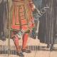 DETALLES 03 | Visita d'Emile Loubet - El Lord Mayor of London le dio una caja de oro - Mansion House - 1903