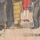DETALLES 04 | Visita d'Emile Loubet - El Lord Mayor of London le dio una caja de oro - Mansion House - 1903