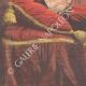 DÉTAILS 02 | Lit de Mort du Pape Léon XIII - Rome - 1903