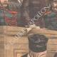DÉTAILS 02 | Procès de la famille Humbert en Cour d'Assises - Escroquerie - Paris - 1903