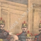 DÉTAILS 03 | Procès de la famille Humbert en Cour d'Assises - Escroquerie - Paris - 1903