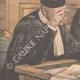 DÉTAILS 05 | Procès de la famille Humbert en Cour d'Assises - Escroquerie - Paris - 1903