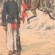 DÉTAILS 03 | Revue de la cavalerie indigène en Indochine - 1903