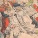 DETAILS 02 | An automobile disrupts the Assumption procession in Boulogne-sur-Mer - 1903