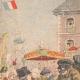 DETAILS 03 | An automobile disrupts the Assumption procession in Boulogne-sur-Mer - 1903