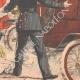 DETAILS 06 | An automobile disrupts the Assumption procession in Boulogne-sur-Mer - 1903