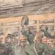 DETAILS 03   Triumphal reception of General Pendezec in Warsaw - Poland - 1903