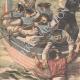 DÉTAILS 02   L'équipage du Galilée sauve les marins abandonnés par Jacques Lebaudy - Afrique - 1903