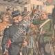 DÉTAILS 02 | Soldats déserteurs allemands à la frontière française - 1903