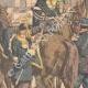 DÉTAILS 04 | Soldats déserteurs allemands à la frontière française - 1903