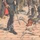 DÉTAILS 05 | Soldats déserteurs allemands à la frontière française - 1903