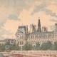 DÉTAILS 02 | L'Hôtel de ville de Paris et la Seine - 1903