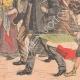 DÉTAILS 05 | Cortège en l'honneur de la France devant le Palais Farnèse - Rome - 1903