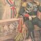DETAILS 02 | Meeting between Nicholas II of Russia and Wilhelm II of Germany - Wiesbaden - 1903