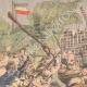DÉTAILS 01   Massacre d'un régiment allemand par les indigènes - Sud-Ouest africain allemand - 1903