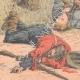 DÉTAILS 05   Massacre d'un régiment allemand par les indigènes - Sud-Ouest africain allemand - 1903