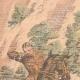 DÉTAILS 01 | Accident de cheval de Lord Kitchener - Shimla - Indes Anglaises - 1903