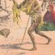 DÉTAILS 04 | Accident de cheval de Lord Kitchener - Shimla - Indes Anglaises - 1903
