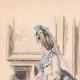 DÉTAILS 01 | Gravure de Mode - Paris - Maison Deschamps - Mme Bricard - Mme Leoty - Maison Guerlain
