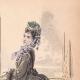 DÉTAILS 03 | Gravure de Mode - Paris - Maison Deschamps - Mme Bricard - Mme Leoty - Maison Guerlain