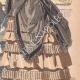DÉTAILS 04 | Gravure de Mode - Paris - Maison Deschamps - Mme Bricard - Mme Leoty - Maison Guerlain