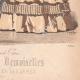 DÉTAILS 06 | Gravure de Mode - Paris - Maison Deschamps - Mme Bricard - Mme Leoty - Maison Guerlain