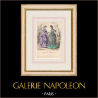 Fashion Plate - Paris - Maison Laure