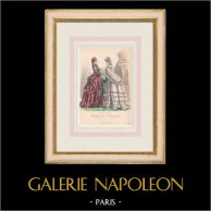 Fashion Plate - Paris - Grande Maison de Blanc