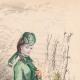 DETAILS 03 | Fashion Plate - Paris - Melle Bricard - Mme Leoty