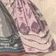 DÉTAILS 04 | Gravure de Mode - Paris - Mme Vasseur - Mme Payan