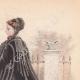 DÉTAILS 04 | Gravure de Mode - Paris - Mme Bricart
