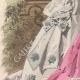 DETALLES 02 | Grabado de Moda - París - Mme du Ric