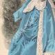 DÉTAILS 02 | Gravure de Mode - Paris - Mme Mallard