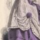 DETALLES 02 | Grabado de Moda - París - Mme Mallard - Parfumeries de Faguer