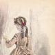 DETALLES 03 | Grabado de Moda - París - Mme Mallard - Parfumeries de Faguer