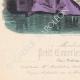 DETALLES 05 | Grabado de Moda - París - Mme Mallard - Parfumeries de Faguer