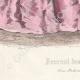 DETAILS 05 | Fashion Plate - Paris - Robes Roses et Bleues