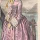 DETAILS 05   Fashion Plate - Paris - Août 1851