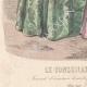 DETAILS 07   Fashion Plate - Paris - Août 1851